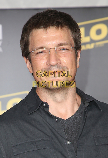 "10 May 2018 - Hollywood, California - Nathan Fillion. ""Solo: A Star Wars Story"" Los Angeles Premiere held at Dolby Theater. Photo Credit: F. Sadou/AdMedia"