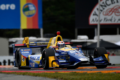 Verizon IndyCar Series<br /> IndyCar Grand Prix at the Glen<br /> Watkins Glen International, Watkins Glen, NY USA<br /> Sunday 3 September 2017<br /> Alexander Rossi, Curb Andretti Herta Autosport with Curb-Agajanian Honda<br /> World Copyright: Scott R LePage<br /> LAT Images<br /> ref: Digital Image lepage-170903-wg-9848