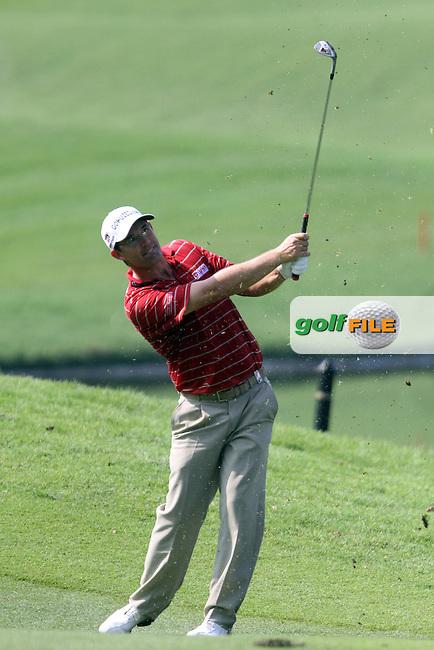 Padraig Harrington (IRL) on the 16th during the resumed Round 2 of the 2013 Maybank Malaysian Open, Kuala Lumpur Golf and Country Club, Kuala Lumpur, Malaysia 23/3/13...(Photo Jenny Matthews/www.golffile.ie)