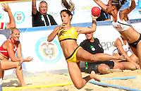 Juegos Mundiales 2013 Beach Handball Final Brasil vs Hungria