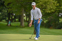 Brandon Stone (RSA) watches his putt on 1 during 1st round of the World Golf Championships - Bridgestone Invitational, at the Firestone Country Club, Akron, Ohio. 8/2/2018.<br /> Picture: Golffile | Ken Murray<br /> <br /> <br /> All photo usage must carry mandatory copyright credit (© Golffile | Ken Murray)