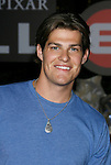 Actor Greg Finley arrives at the Disney-Pixar's WALL-E Premiere on June 21, 2008 at Greek Theatre in Los Angeles, California.