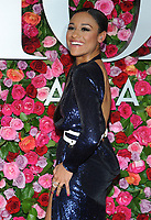NEW YORK, NY - JUNE 10: Ariana DeBose attends the 72nd Annual Tony Awards at Radio City Music Hall on June 10, 2018 in New York City.  <br /> CAP/MPI/JP<br /> &copy;JP/MPI/Capital Pictures