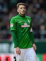FUSSBALL   1. BUNDESLIGA   SAISON 2012/2013    24. SPIELTAG SV Werder Bremen - FC Augsburg                           02.03.2013 Aaron Hunt (SV Werder Bremen)
