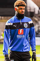 Huddersfield Town's midfielder Philip Billing (8) during the EPL - Premier League match between Huddersfield Town and Crystal Palace at the John Smith's Stadium, Huddersfield, England on 17 March 2018. Photo by Stephen Buckley / PRiME Media Images.
