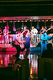 CANADA, Vancouver, British Columbia, BB King Blues Club entertains guests on the Holland America Cruise Ship Oosterdam, BB King Blues Band, cruising the Inside Passage on the way to Ketchikan
