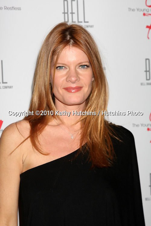 Michelle Stafford.arrivng at The Young & The Restless 37th Anniversary Dinner.Via Allorro.Beverly Hills, CA.March 9, 2010.©2010 Kathy Hutchins / Hutchins Photo....