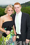 Clodagh Higgins and Matt Moloney pictured at the Pres Tralee debs in Ballyroe Heights Hotel on Wednesday, August 8th..