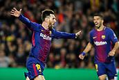 2018 UEFA Champions League Football Barcelona v AS Roma Apr 4th