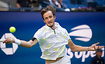Stanislas Wawrinka (SUI) loses to Daniil Medvedev (RUS) 7-6, 6-3, 3-6, 6-1