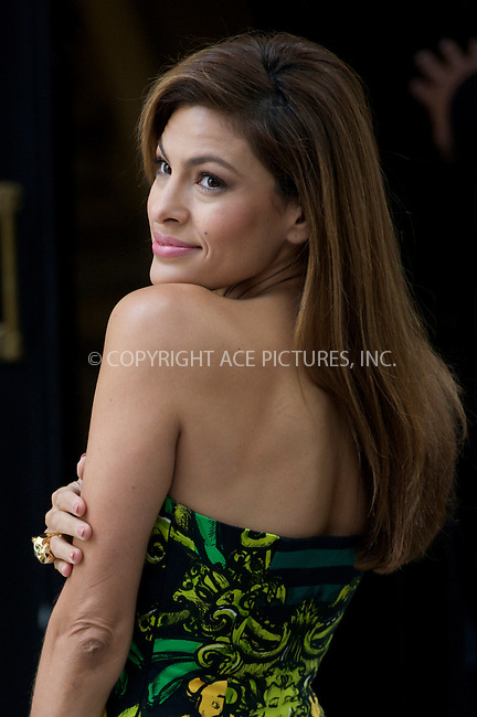 WWW.ACEPIXS.COM . . . . .  ..... . . . . US SALES ONLY . . . . .....November 11 2010, Madrid....Eva Mendes at the photocall for 'The Other Guys' on November 11 2010 in Madrid....Please byline: FD/ACE Pictures, Inc.... . . . .  ....Ace Pictures, Inc:  ..Tel: (212) 243-8787..e-mail: info@acepixs.com..web: http://www.acepixs.com