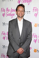 HOLLYWOOD, CA - February 12: Henry Hereford, at Premiere Of Vision Films' 'For The Love Of George' at TCL Chinese 6 Theatres in Hollywood, California on February 12, 2018. Credit: Faye Sadou/MediaPunch