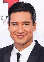 PASADENA, CA, USA - OCTOBER 10: Mario Lopez arrives at the 2014 NCLR ALMA Awards held at the Pasadena Civic Auditorium on October 10, 2014 in Pasadena, California, United States. (Photo by Celebrity Monitor)