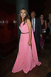 "Elizabeth Hurley attends The Breast Cancer Research Foundation ""Super Nova"" Hot Pink Party on May 12, 2017 at the Park Avenue Armory in New York City."