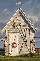 Fishing Shack Chincoteague Island VA
