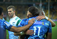 200307 Super Rugby - Hurricanes v Blues
