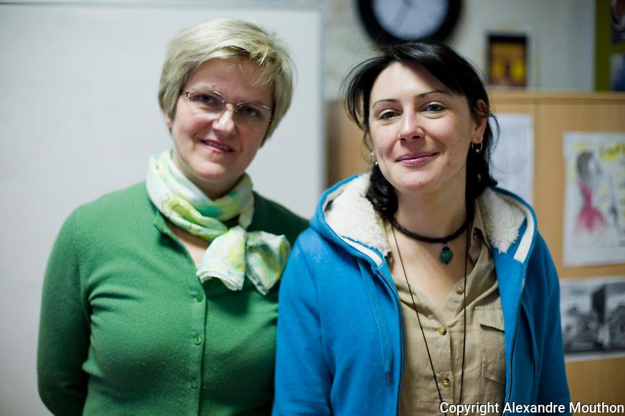 Mirjana est très investie dans la francophonie à Zagreb. Elle travaille pendant son temps libre au sein de l'association des professeurs de français croates qu'elle dirige.
