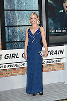 Joanne Clifton<br /> at the premiere of &quot;The Girl on the Train&quot;, Odeon Leicester Square, London.<br /> <br /> <br /> &copy;Ash Knotek  D3156  20/09/2016