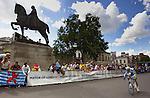 LONDON - UNITED KINDOM -- 07 JULY 2007 -- Tour de France in London. -- (ESP) EUSKALTEL - EUSKADI (EUS). -- PHOTO: JUHA ROININEN / EUP-IMAGES