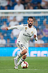 Isco Alarcon of Real Madrid in action during the La Liga 2018-19 match between Real Madrid and Getafe CF at Estadio Santiago Bernabeu on August 19 2018 in Madrid, Spain. Photo by Diego Souto / Power Sport Images