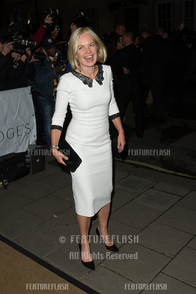 Mariella Frostrup for the Harper's Bazaar Women of the Year Awards 2013<br /> Claridges Hotel, London. 05/11/2013 Picture by: Dave Norton / Featureflash