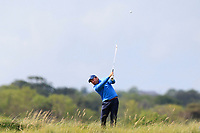 Paul O'Hanlon (Carton House) on the 15th tee during Round 4 of The East of Ireland Amateur Open Championship in Co. Louth Golf Club, Baltray on Monday 3rd June 2019.<br /> <br /> Picture:  Thos Caffrey / www.golffile.ie<br /> <br /> All photos usage must carry mandatory copyright credit (© Golffile | Thos Caffrey)