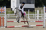 Class 4. Unaffiliated Showjumping. Brook Farm Training Centre. Essex. 10/06/2018. ~ MANDATORY Credit Garry Bowden/Sportinpictures - NO UNAUTHORISED USE - 07837 394578