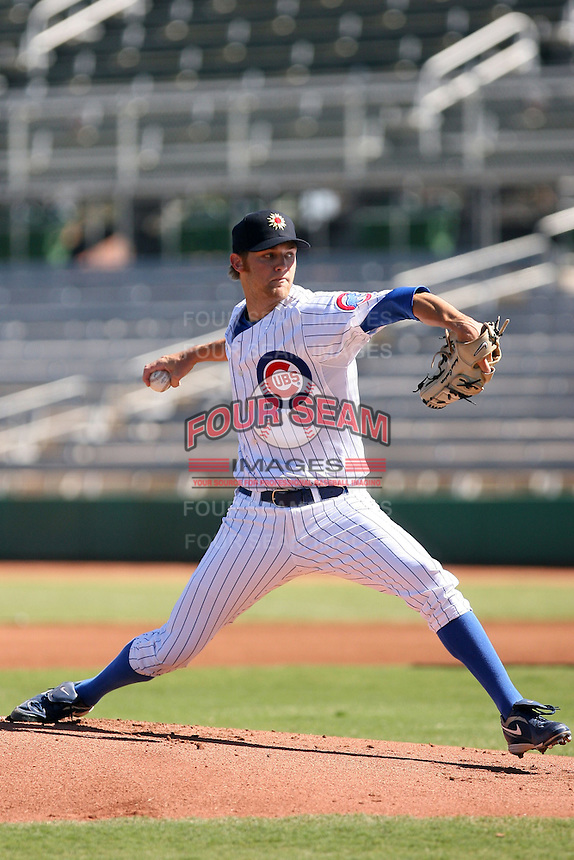 Andrew Cashner - Mesa Solar Sox, 2009 Arizona Fall League.Photo by:  Bill Mitchell/Four Seam Images..