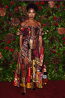 Cherrelle Skeete<br /> arriving for the Evening Standard Theatre Awards 2019, London.<br /> <br /> ©Ash Knotek  D3539 24/11/2019