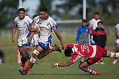 Ardmore Marist and Karaka contested the Trophy final, with Ardmore Marist being victorious. Counties Manukau Club 7's tournament held at Karaka Sports Park on Saturday November 5th, 2016.<br /> Photo by Richard Spranger