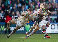 140301 Harlequins v Worcester Warriors