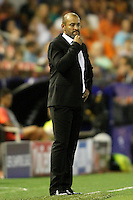 Valencia's coach Nuno Espirito Santo during Champions League 2015/2016 Play-Offs 1st leg match. August  19,2015. (ALTERPHOTOS/Acero)