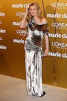 Judit Masco attends Marie Claire Prix de la Moda awards 2012 at French Embassy in Madrid. November 22, 2012. (ALTERPHOTOS/Caro Marin) /NortePhoto