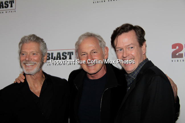 "Premiere of ""23 Blast"" - Vision Comes From Within"" - a film by Dylan Baker starring Stephan Lang on October 20, 2014 at Regal Cinemas E-Walk Theatre, New York City. (Photo by Sue Coflin/Max Photos)"