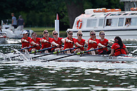 Row Past<br /> <br /> Henley Women's Regatta 2017<br /> <br /> To purchase this photo, or to see pricing information for Prints and Downloads, click the blue 'Add to Cart' button at the top-right of the page.