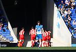 Leo Baptistao, RCD Espanyol 0 v 2 Sevilla FC, Jornada 20, RCDE Stadium, La Liga Santander 2017/2018. Barcelona. Photo Martin Seras Lima