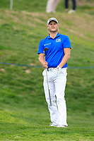 Henric Sturehed (SWE) on the 10th during Round 3 of the Open de Espana 2018 at Centro Nacional de Golf on Saturday 14th April 2018.<br /> Picture:  Thos Caffrey / www.golffile.ie<br /> <br /> All photo usage must carry mandatory copyright credit (&copy; Golffile | Thos Caffrey)