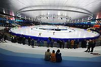 SCHAATSEN: HEERENVEEN: 29-10-2017, IJsstadion Thialf, KPN NK Afstanden, ©foto Martin de Jong