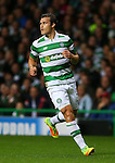 Erik Sviatchenko of Celtic during the Champions League Group C match at the Celtic Park Stadium, Glasgow. Picture date: September 28th, 2016. Pic Simon Bellis/Sportimage