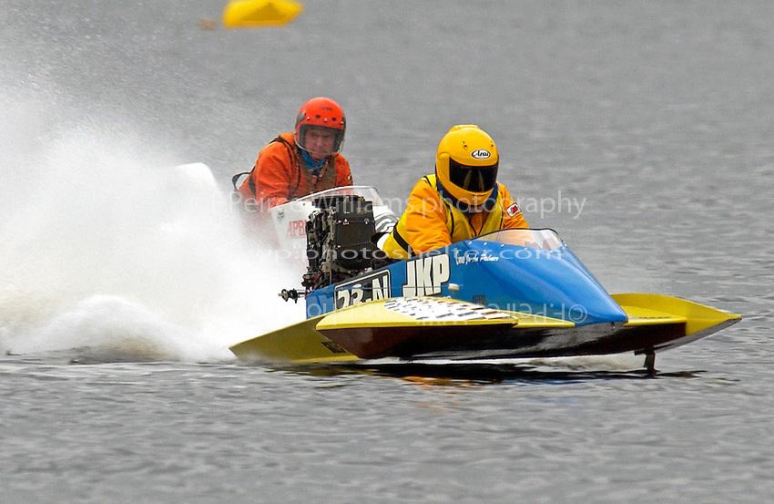 23-N     (Outboard Hydroplane)