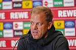 01.12.2018, RheinEnergieStadion, Koeln, GER, 2. FBL, 1.FC Koeln vs. SpVgg Greuther Fürth,<br />  <br /> DFL regulations prohibit any use of photographs as image sequences and/or quasi-video<br /> <br /> im Bild / picture shows: <br /> Pressekonferenz (PK) nach dem Spiel,  Markus Anfang Trainer, Headcoach (1.FC Koeln),<br /> <br /> Foto © nordphoto / Meuter