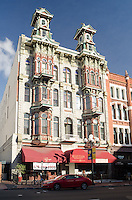 The Historic Hotel St. James at the Gaslamp District in Downtown San Diego