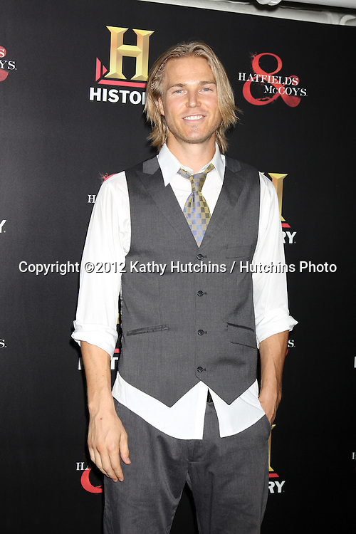 """LOS ANGELES - SEP 22:  Jilon VanOver arrives at the """"HATFIELDS & McCOYS"""" Pre-Emmy Party. at SOHO Club on September 22, 2012 in West Hollywood, CA"""