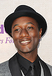 Aloe Blacc attending the 14th Annual Chrysalis Butterfly Ball held at a private Mandeville Canyon Estate Los Angeles CA. June 6, 2015