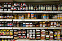 Various brands of various breakfast related products are seen in a Metro grocery store in Quebec city March 4, 2009.