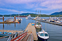 Boats at marina<br />