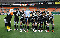 DC United Staring Eleven.  DC United defeated The Kansas City Wizards 1-0 at RFK Stadium, Wednesday September 9 , 2009.