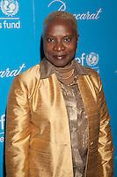 NEW YORK, NY - NOVEMBER 27: Angélique Kidjo  attends the Unicef SnowFlake Ball at Cipriani 42nd Street on November 27, 2012 in New York City. © Diego Corredor/MediaPunch Inc. .. /NortePhoto