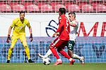 Jiri Pavlenka (Werder Bremen #01), Fin Bartels (Werder Bremen #22), Jean-Paul Boëtius / Boetius (FSV Mainz 05 #05)<br /> <br /> <br /> Sport: nphgm001: Fussball: 1. Bundesliga: Saison 19/20: 33. Spieltag: 1. FSV Mainz 05 vs SV Werder Bremen 20.06.2020<br /> <br /> Foto: gumzmedia/nordphoto/POOL <br /> <br /> DFL regulations prohibit any use of photographs as image sequences and/or quasi-video.<br /> EDITORIAL USE ONLY<br /> National and international News-Agencies OUT.