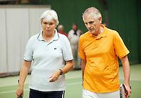 28-08-11, Tennis, Amstelveen, NVK, Nederlandse Veteranen Kampioenschappen, Mixed dubbel